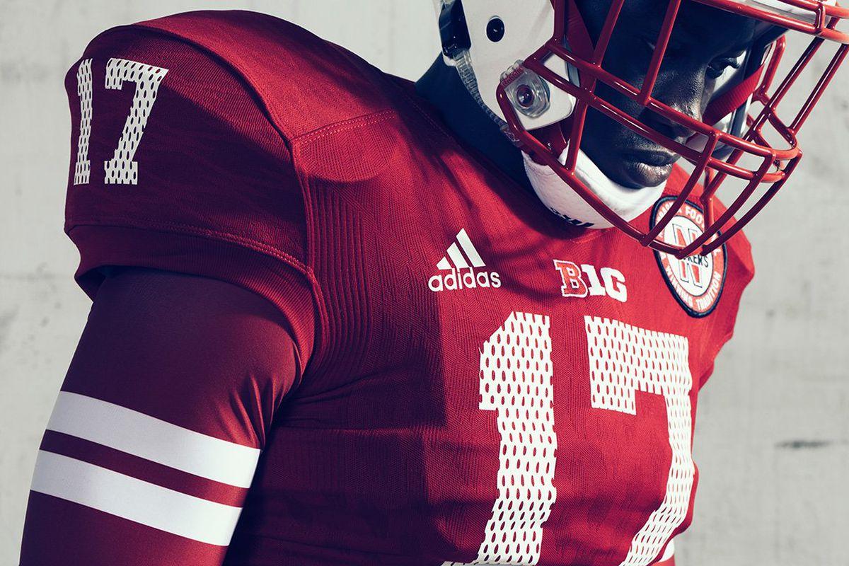 Nebraska Football  Huskers Will Wear 1997 Throwbacks vs. Wisconsin ... b848aa143