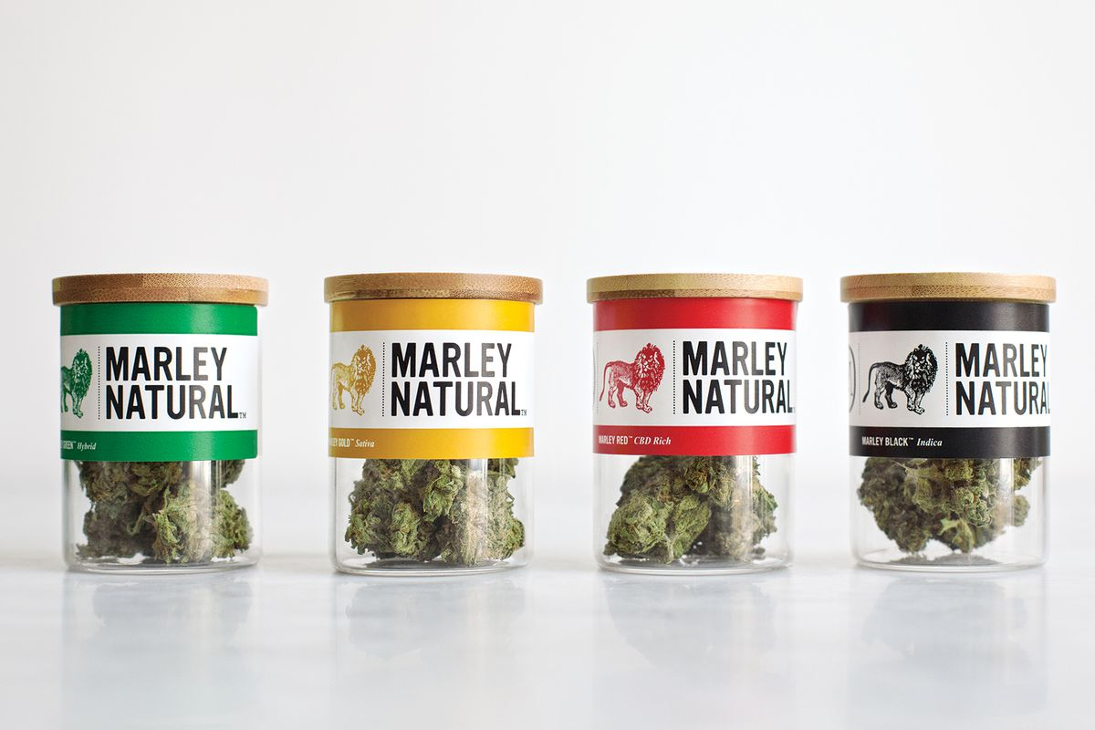 Marley Natural, the New York marijuana startup funded with Silicon Valley money, has come out with a line of weed strains branded in the name of late reggae ...