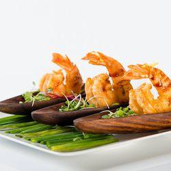Crispy Thai Shrimp, HLSR Best Bites winner.