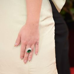 Kelly's gold-tipped talons