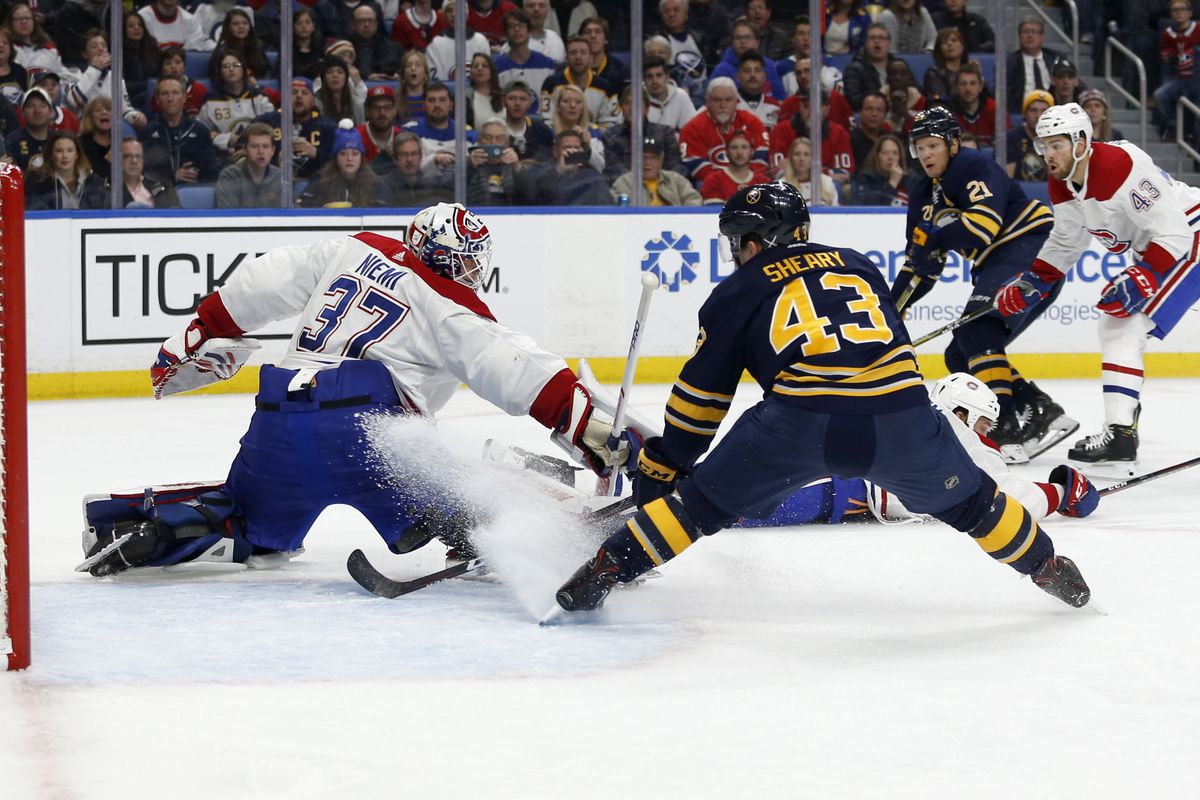 The Buffalo Sabres  Secondary Scoring Problem Isn t Going Away - Die ... 7f7b09930