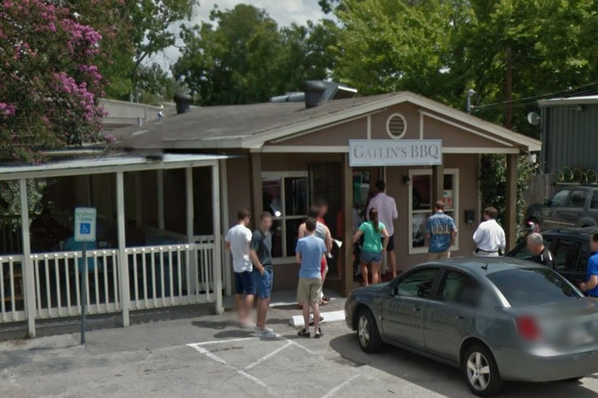 Gatlin's has left the Heights but will return with bigger location this year.
