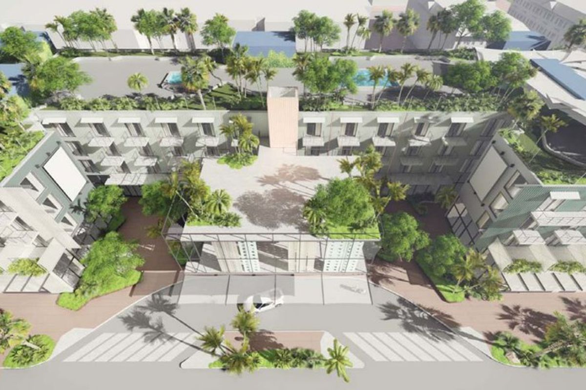 Ray Hotel is headed to Pineapple Grove in Delray Beach - Curbed Miami