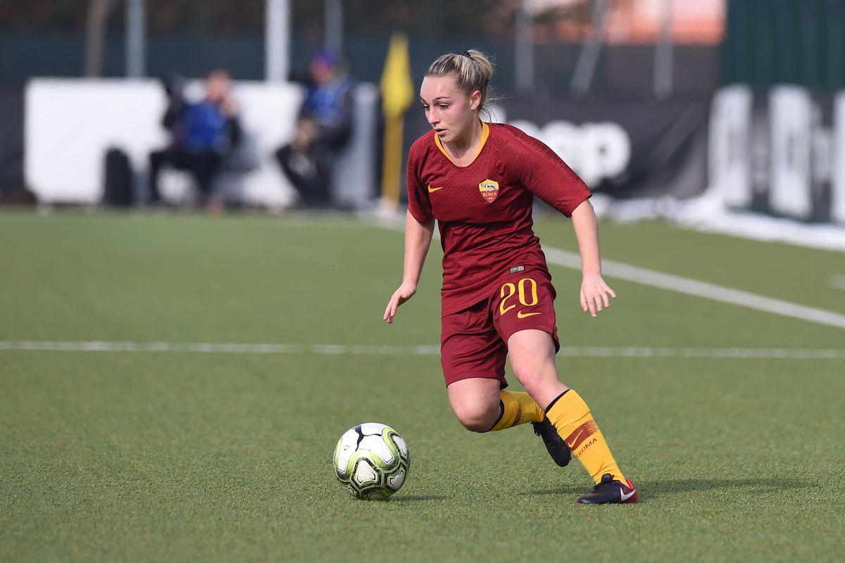 Roma Women Look For Season Sweep Of Florentia Chiesa Di Totti