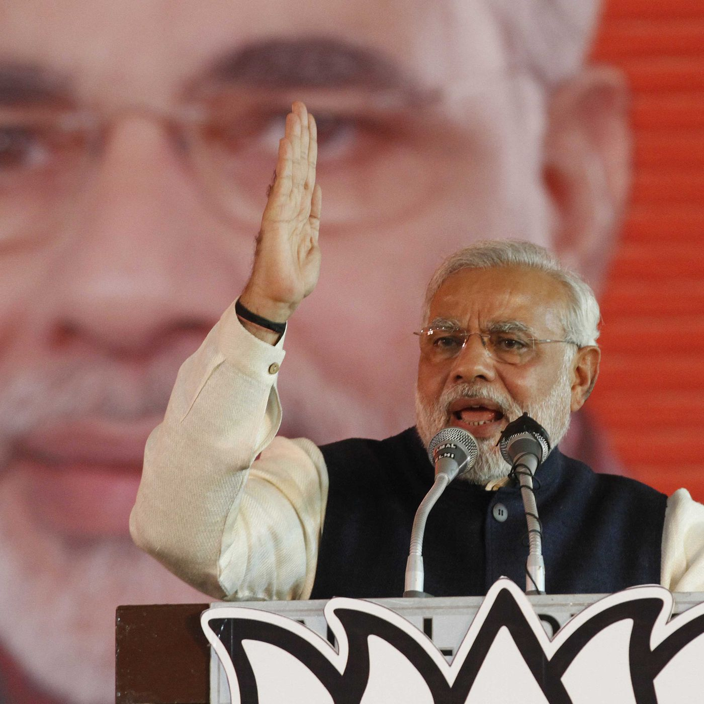 Everything you need to know about Narendra Modi's 2014 rise