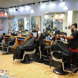 The Hyde Park Hair Salon and Barber.  | Victor Hilitski/For the Sun-Times