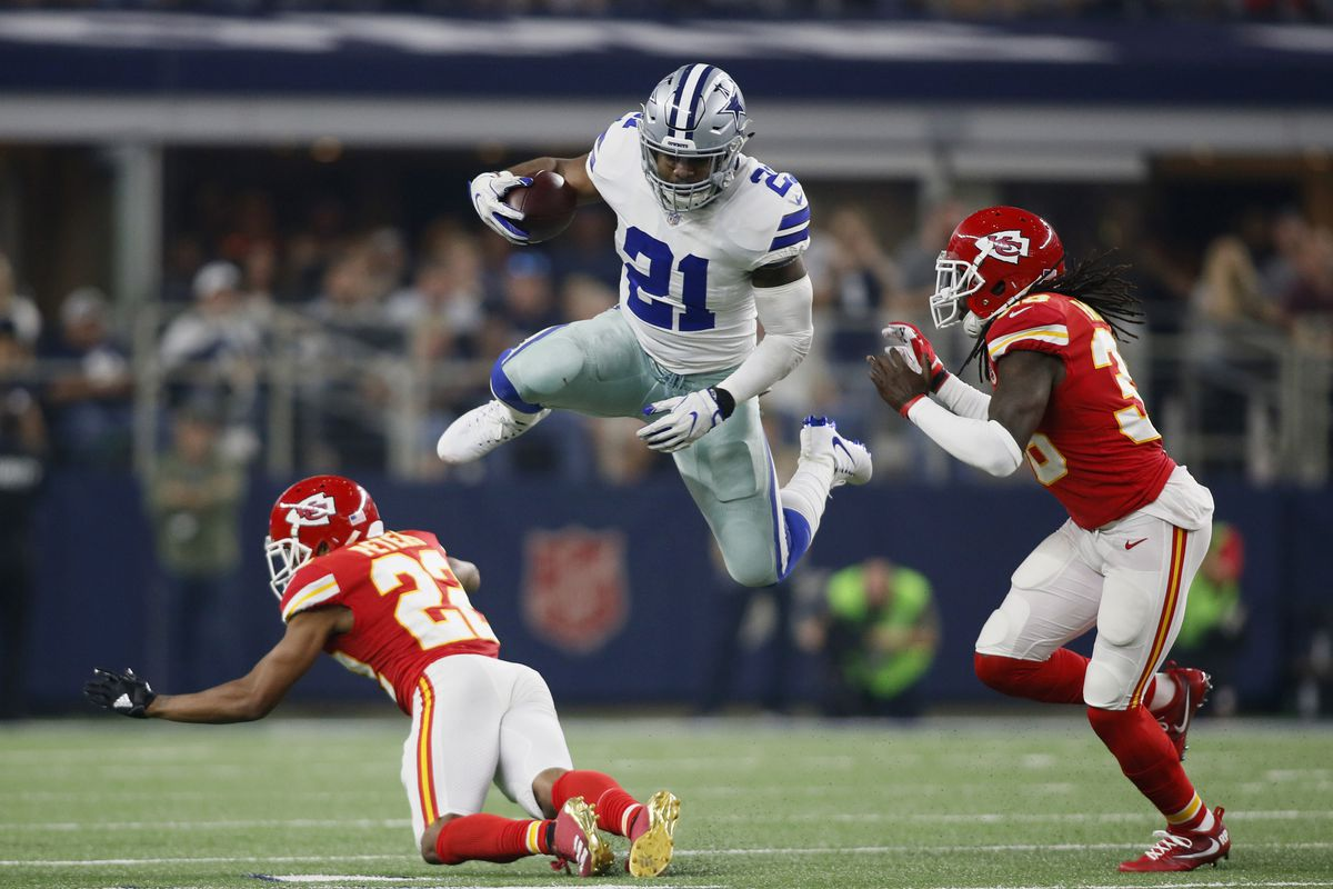 The stay Ezekiel Elliott got for the Chiefs game could prove vital