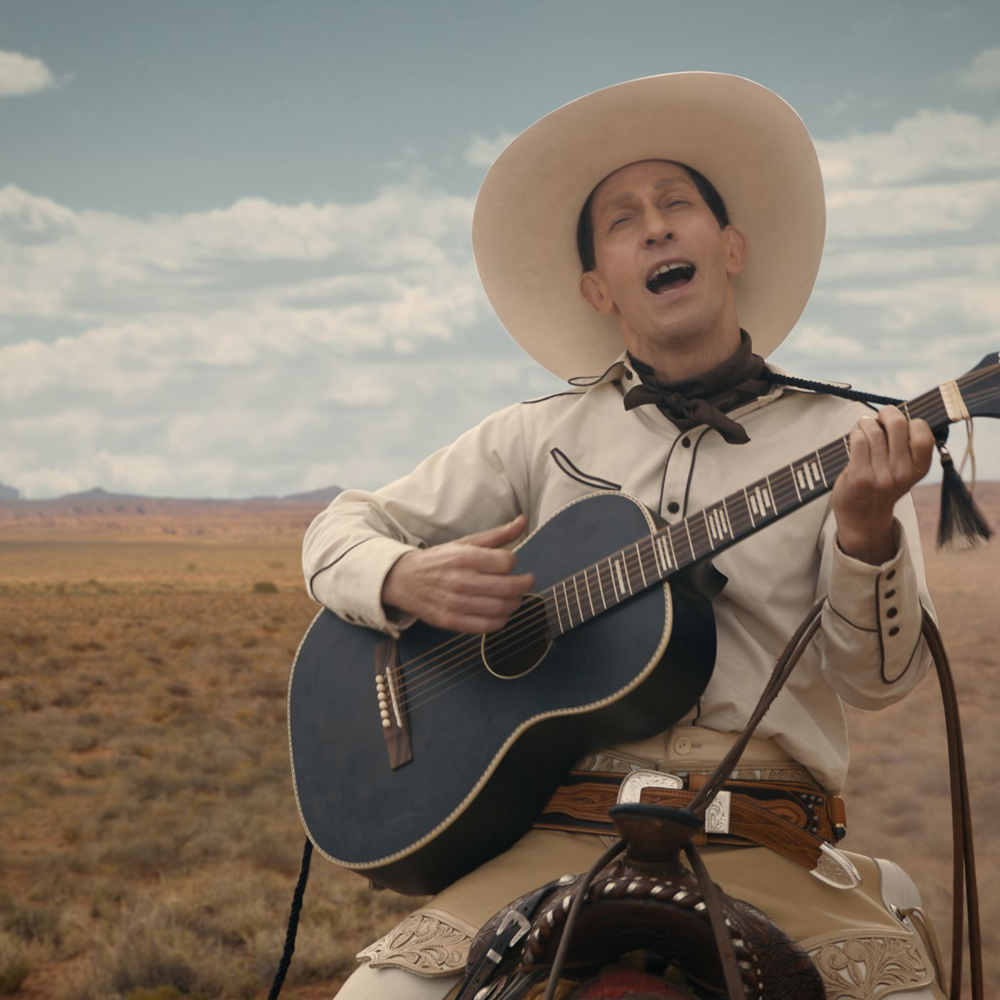 The Ballad Of Buster Scruggs Review An Old West Folktale With Coen Twist Vox