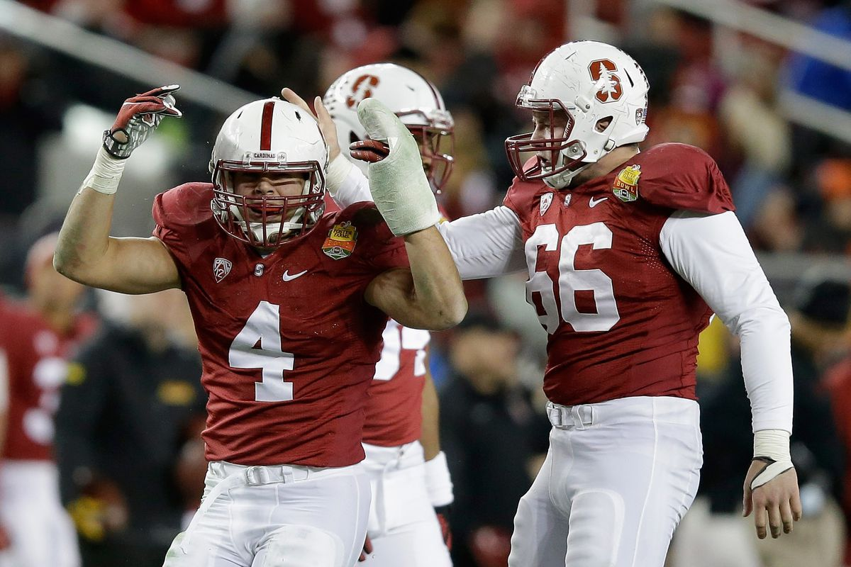 Bet against Stanford football at your own risk - SBNation.com