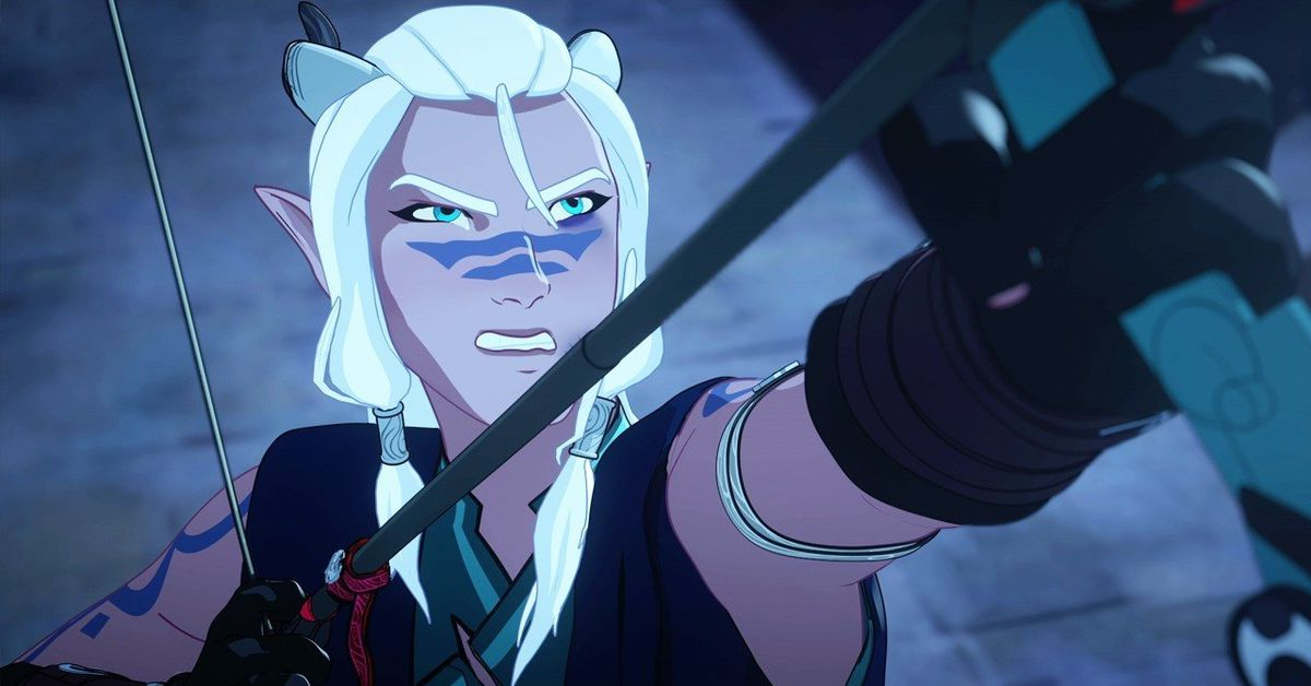 Netflix's The Dragon Prince is a worthy successor to Avatar: The Last Airbender