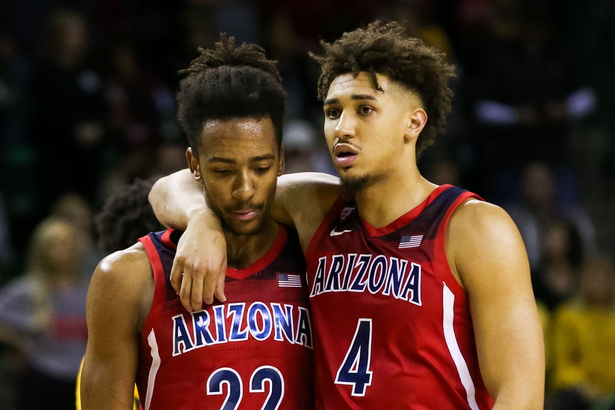 NCAA Basketball: Arizona at Baylor
