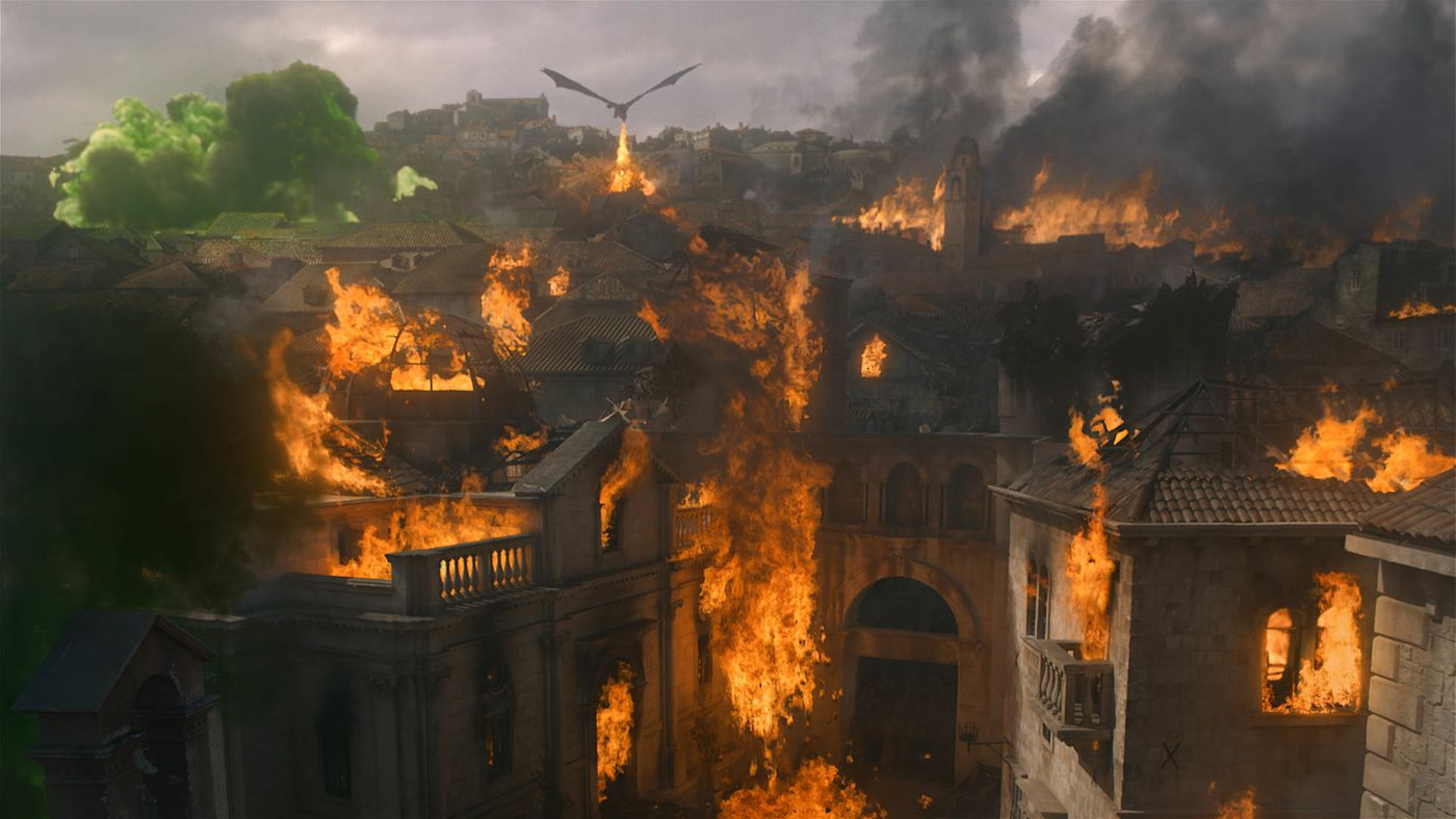 Game of Thrones finale: Why everybody's so mad about Daenerys