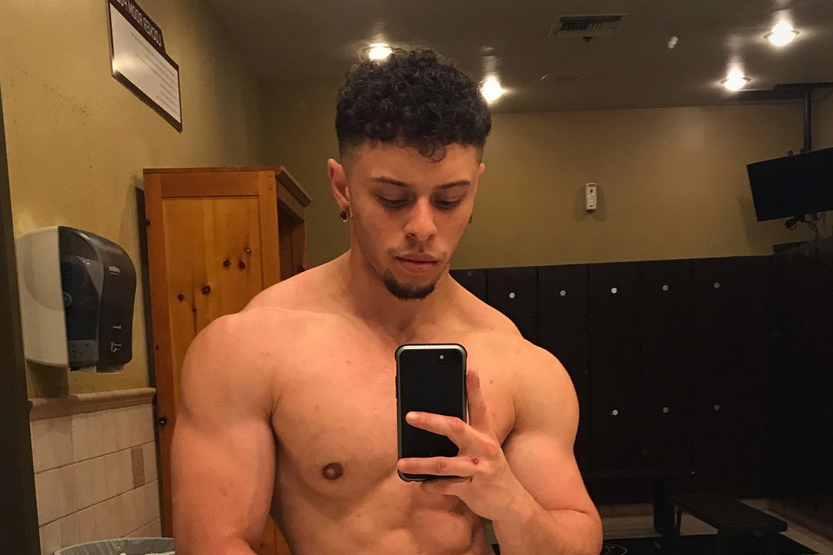 Transgender Man Has Big Plans In Bodybuilding Outsports