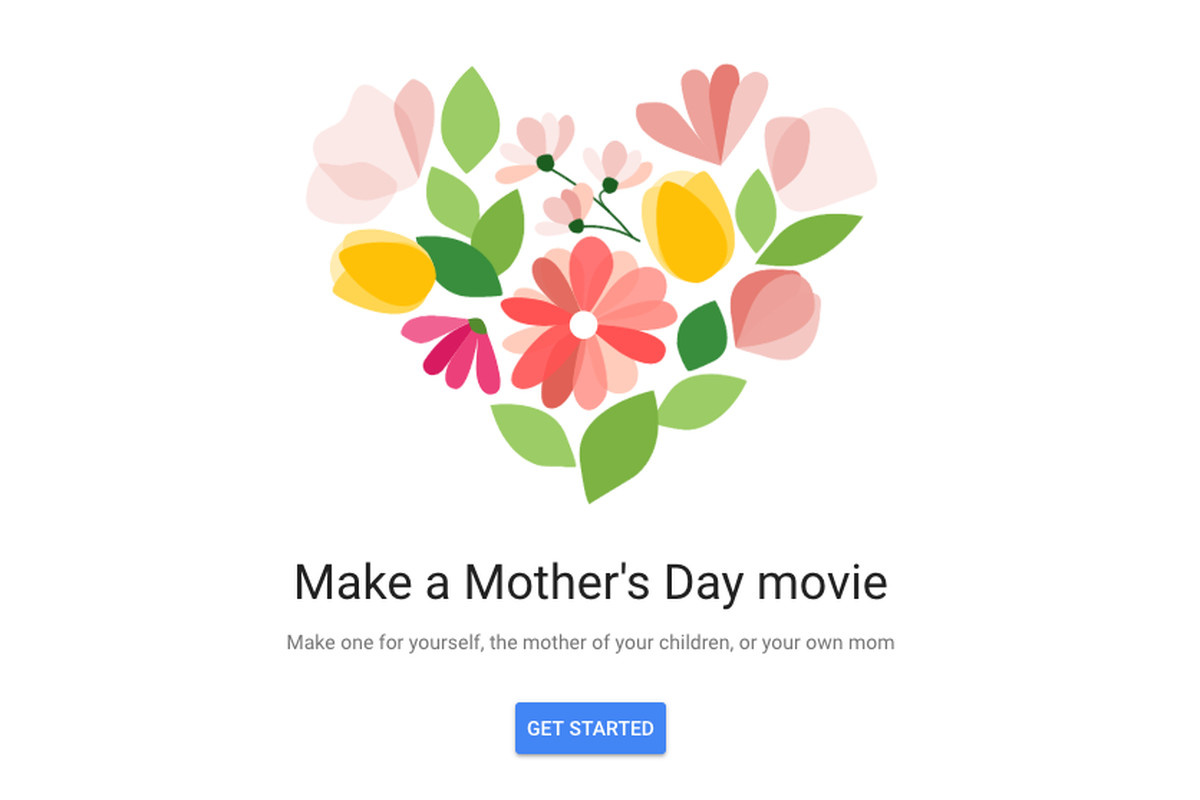 how to get google pictures on movie maker