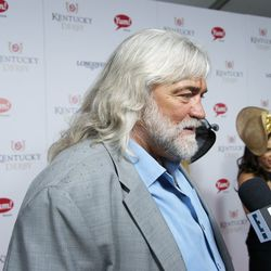 """From the Discovery Channel's """"Deadliest Catch,"""" Wild Bill Wichrowski brought his wild locks."""