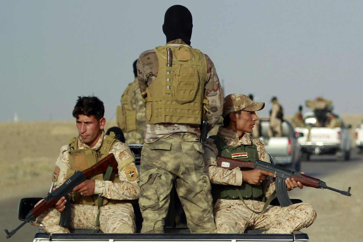 The conflict between Iraqi Sunnis and Shias sustains ISIS - Vox