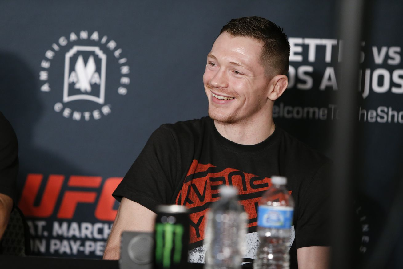 Joseph Duffy signs seven fight deal with UFC