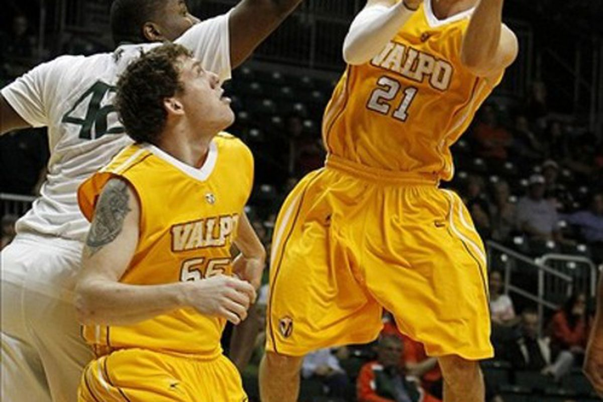 Valparaiso's home and road choices for the coming year could win them a lot of points with the NCAA Tournament Selection Committee.