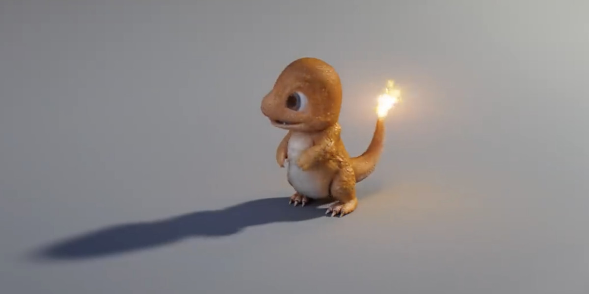 Detective Pikachu casting video is chock full of wonderful Pokémon