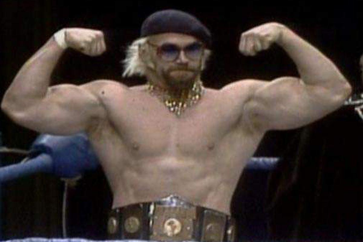 Image result for jesse ventura wrestler