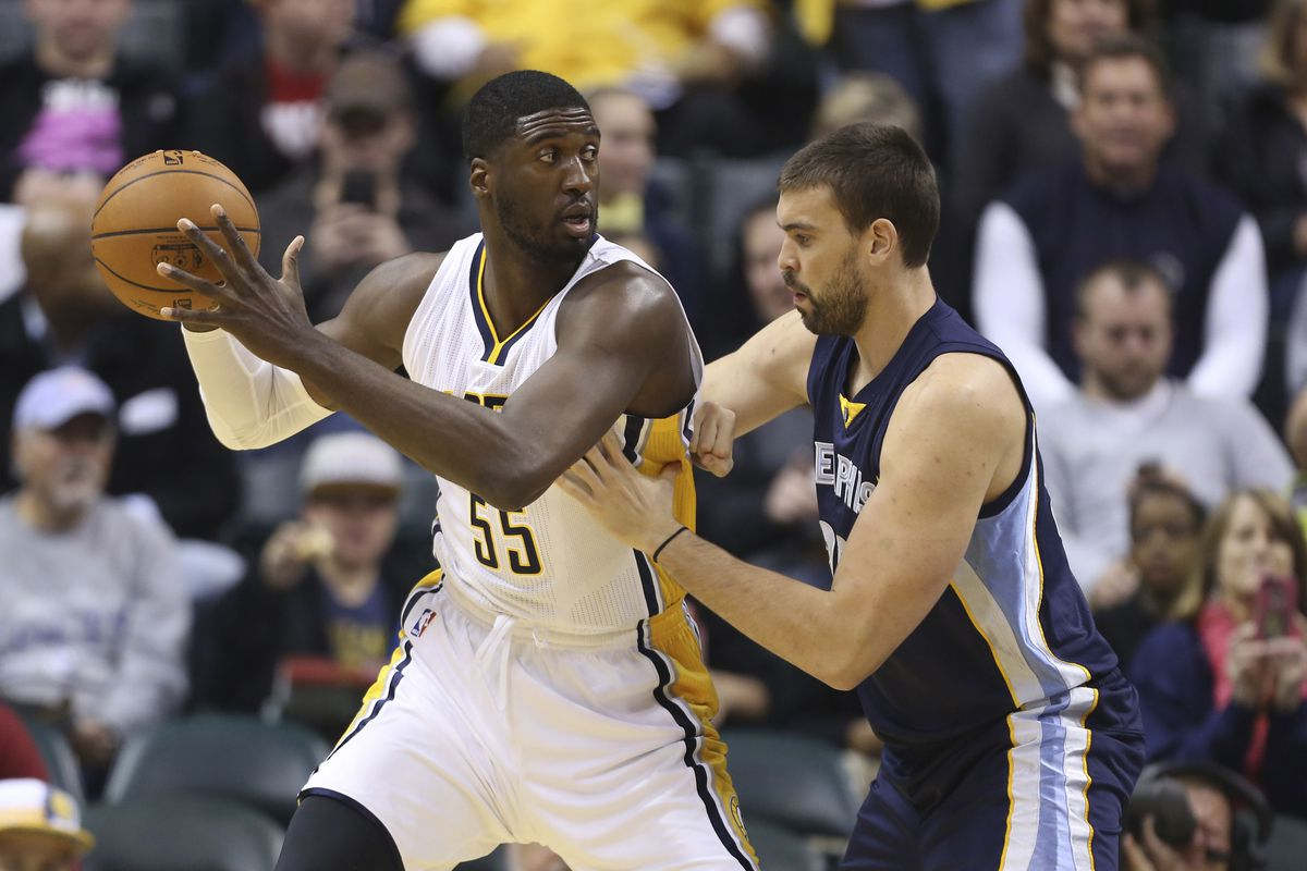 indiana pacers vs. memphis grizzlies, final score 89-97: grizz get a