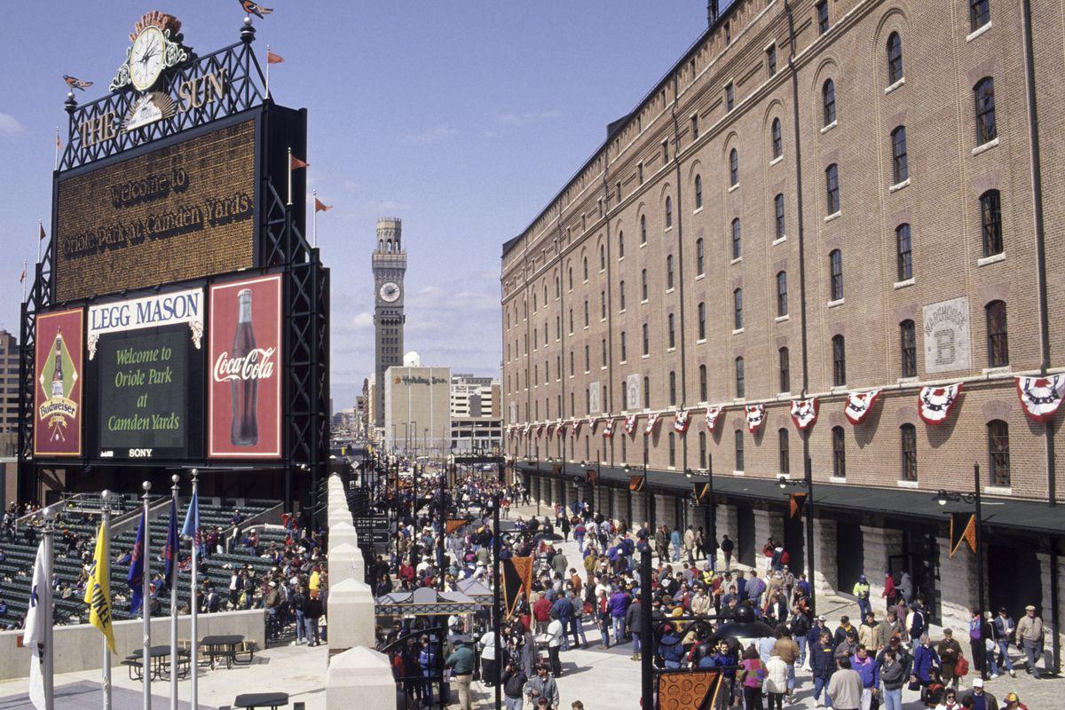Baltimore Orioles vs New York Mets