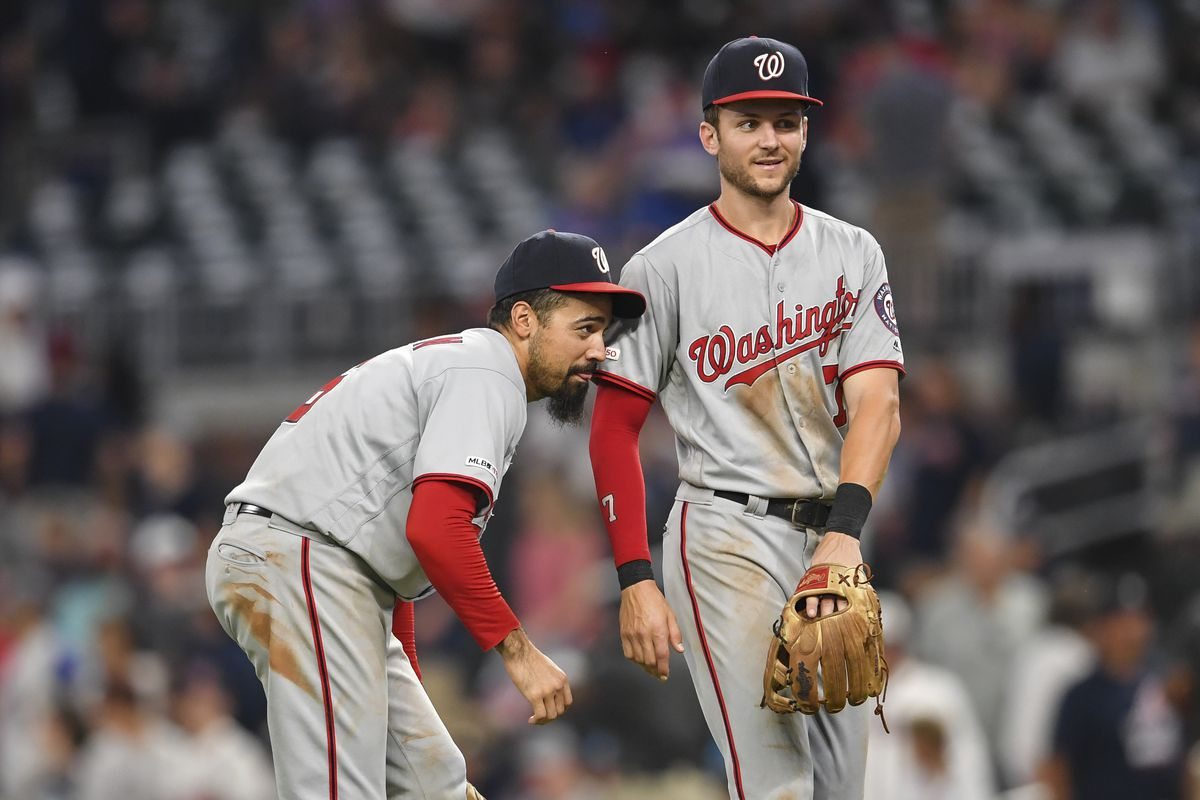 The good, the bad, and the ugly from the Washington Nationals' crucial series against the Atlanta Braves