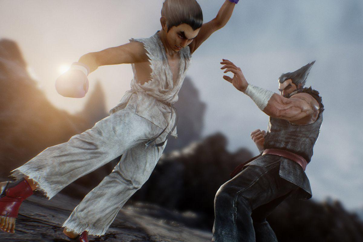 Tekken 7 Gamescom screenshots