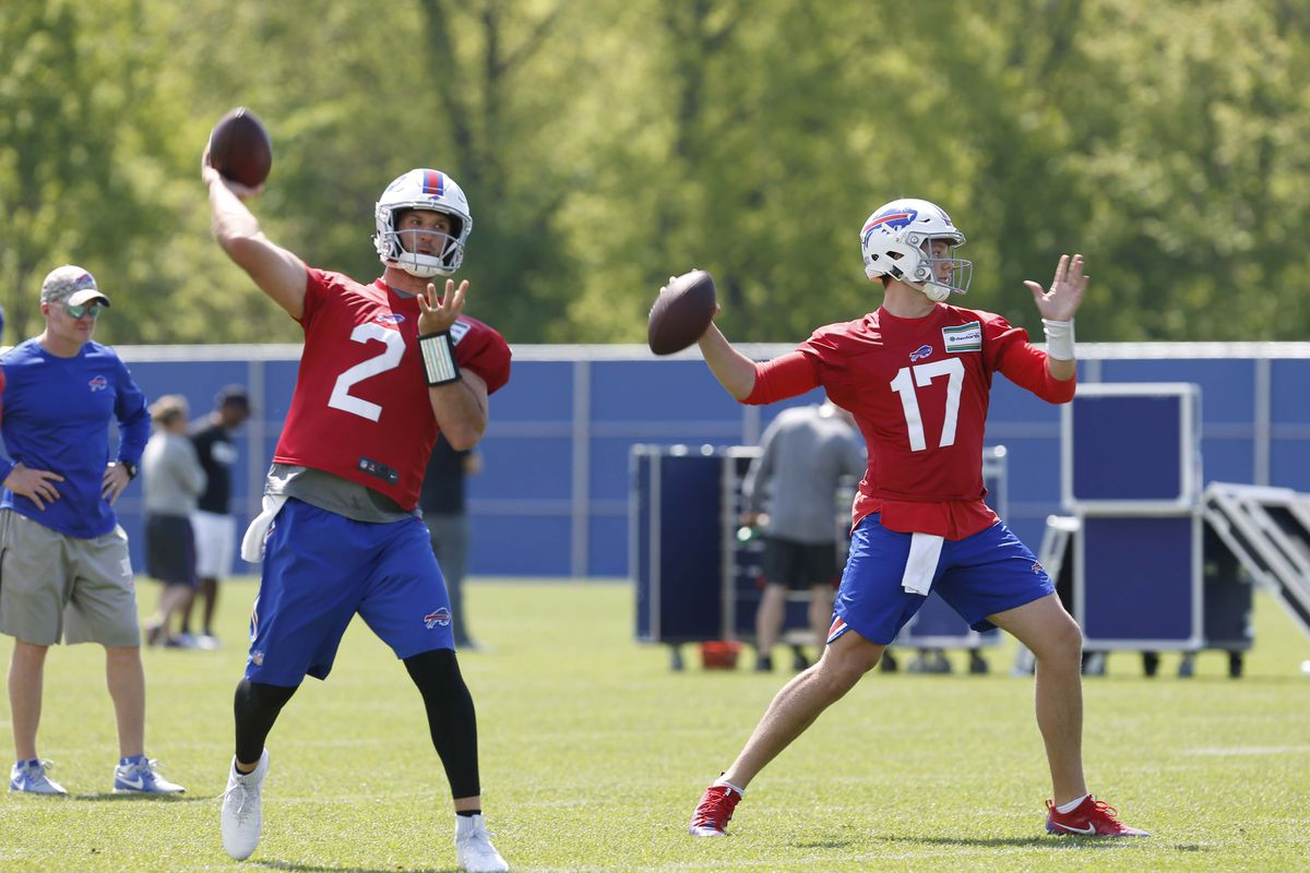 new york f6ed1 0b6f0 Buffalo Bills Links, 8/19: Who will be the starting ...