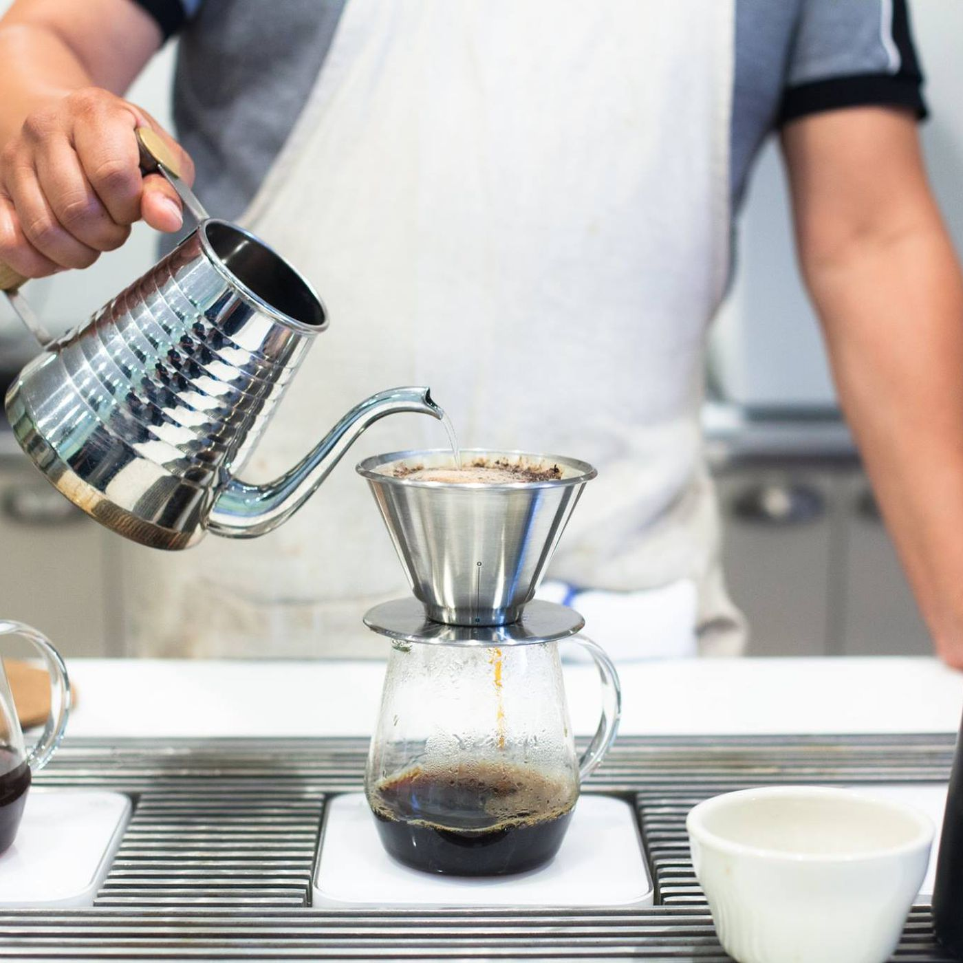 Wrecking Ball Coffee Opening Radically Inclusive Cafe In Berkeley Eater Sf