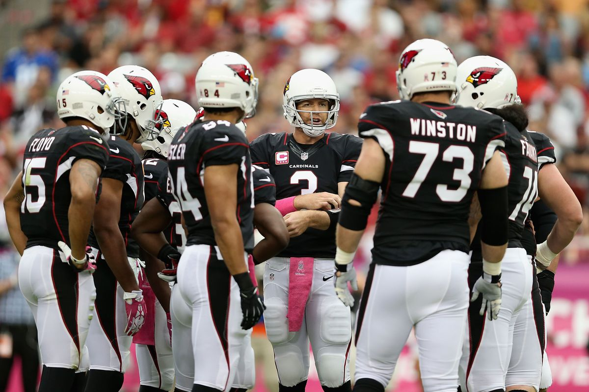 The Cardinals are quietly staking their claim for an NFC Wildcard spot