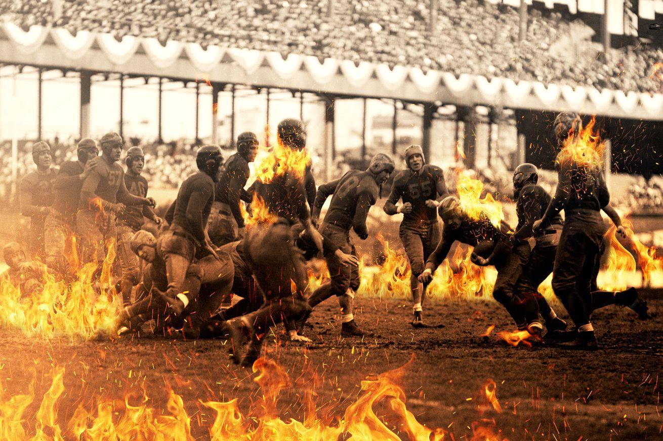 Fire.0 - The NFC East is an ageless trash fire