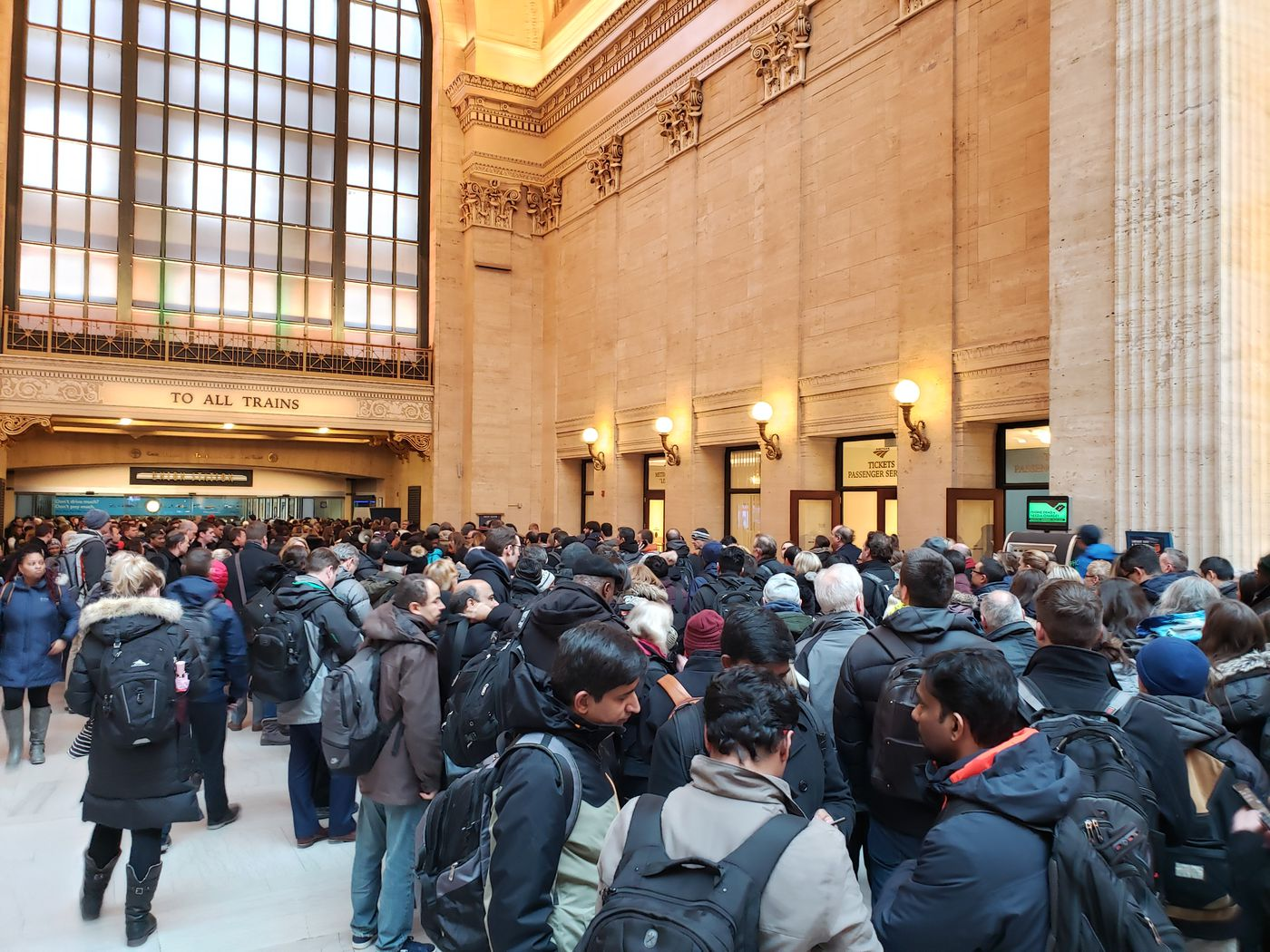 Union Station delays: Metra service back to normal after