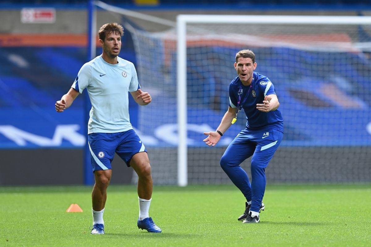 Chelsea Pre-Season Training