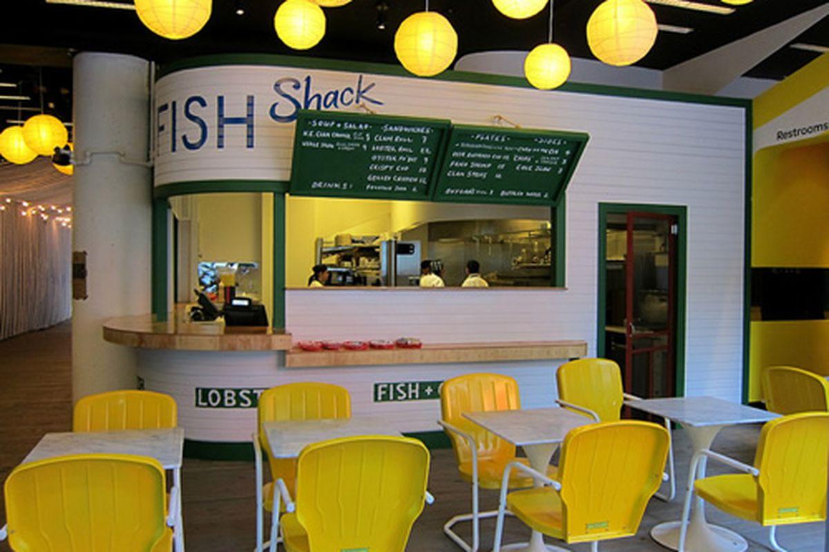 Fish Shack at Brighton, the Eventi, NYC