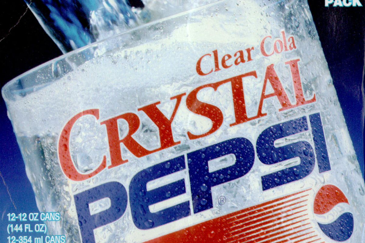 Crystal Pepsi Is Rumored To Make A Comeback According Letter From Sent Competitive Eater Kevin Stahle Below AdAge Contacted The Soda Maker