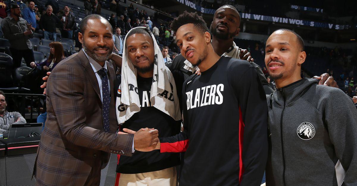 Damian Lillard, CJ McCollum Question Timberwolves' Coaching Hire - Blazer's Edge