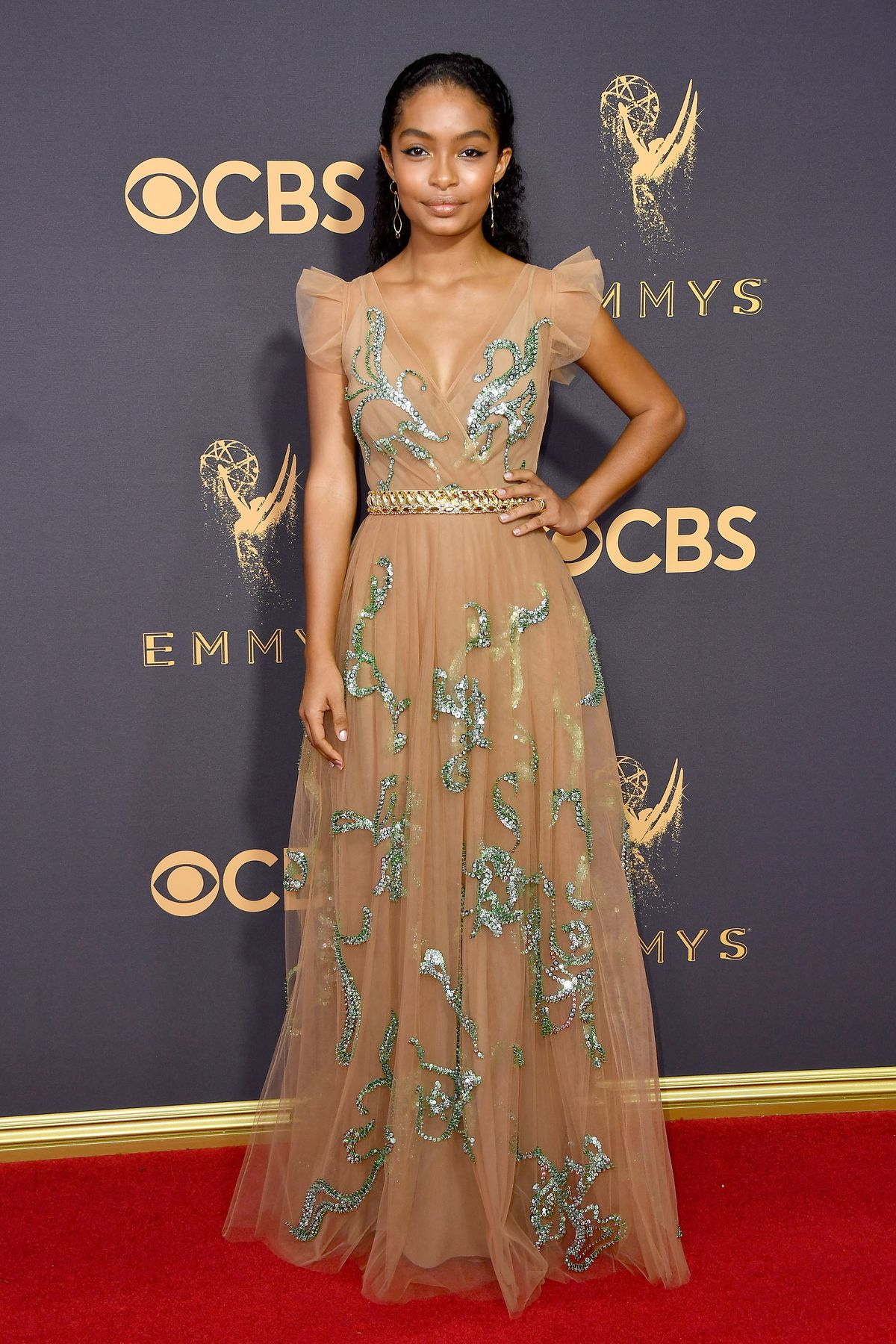Emmys 2017: the most interesting fashion of the night - Vox