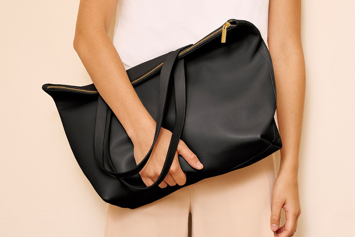 e1696ea97c4f9 Where Can I Find: A Quality Leather Tote That Fits All My Crap? - Racked
