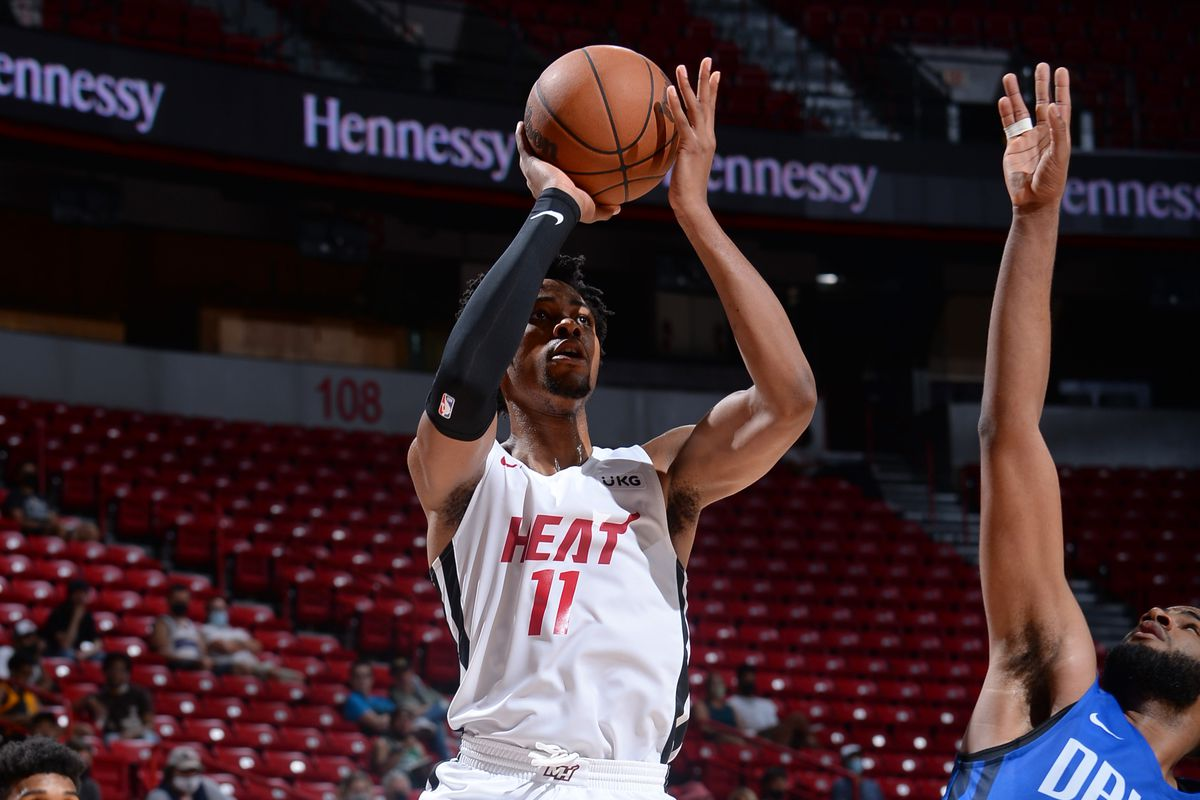 2021 Las Vegas Summer League - Dallas Mavericks v Miami Heat