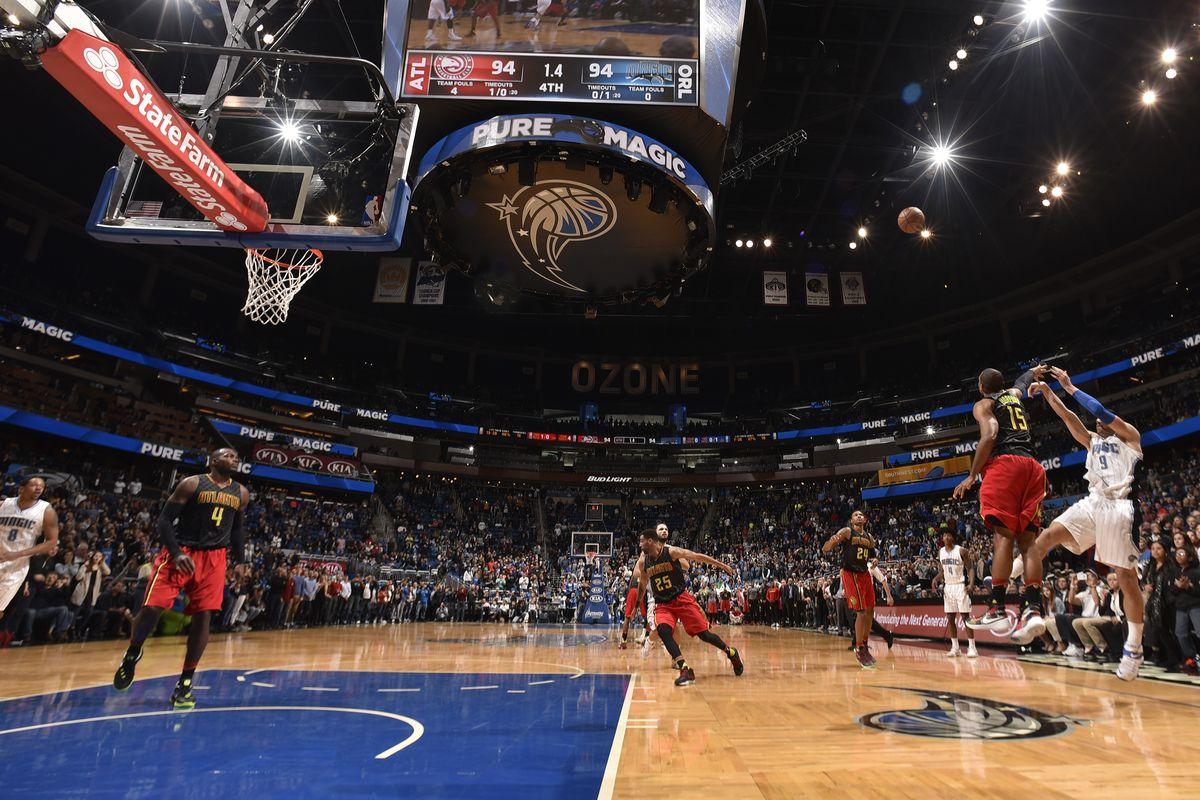 Atlanta Hawks v Orlando Magic