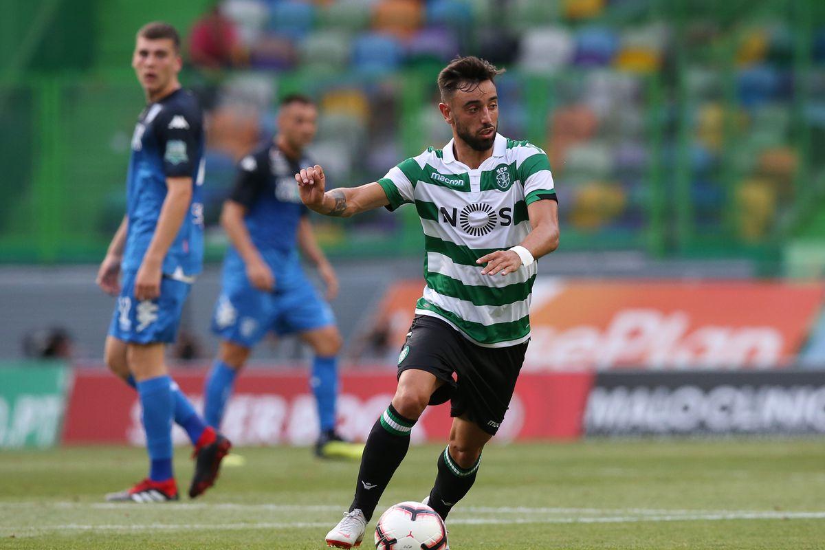 Rumor Mongering: Bruno Fernandes' Agent Meeting With