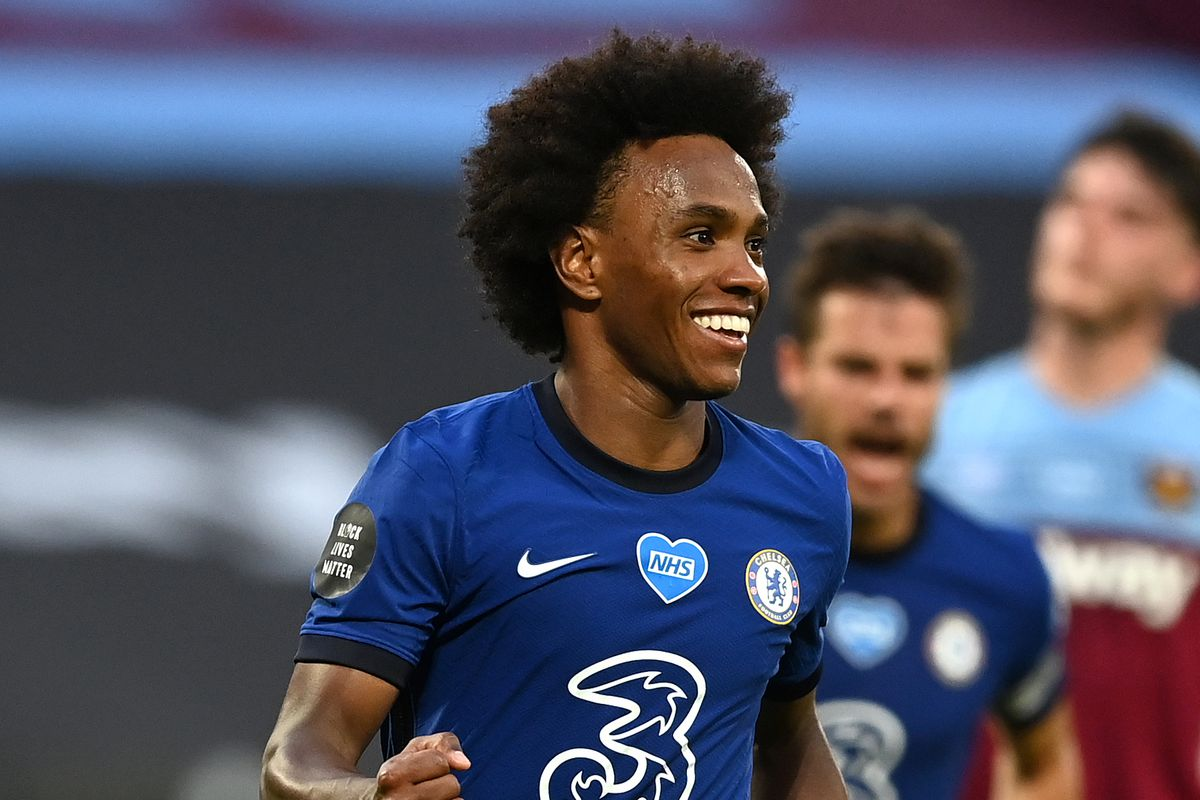 Why Willian Moved From Chelsea To Arsenal And Why The ...