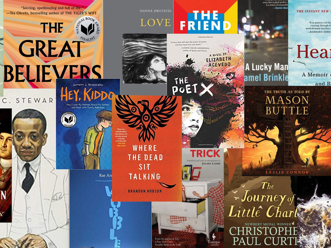 National Book Awards 2018: the winners and finalists, reviewed - Vox