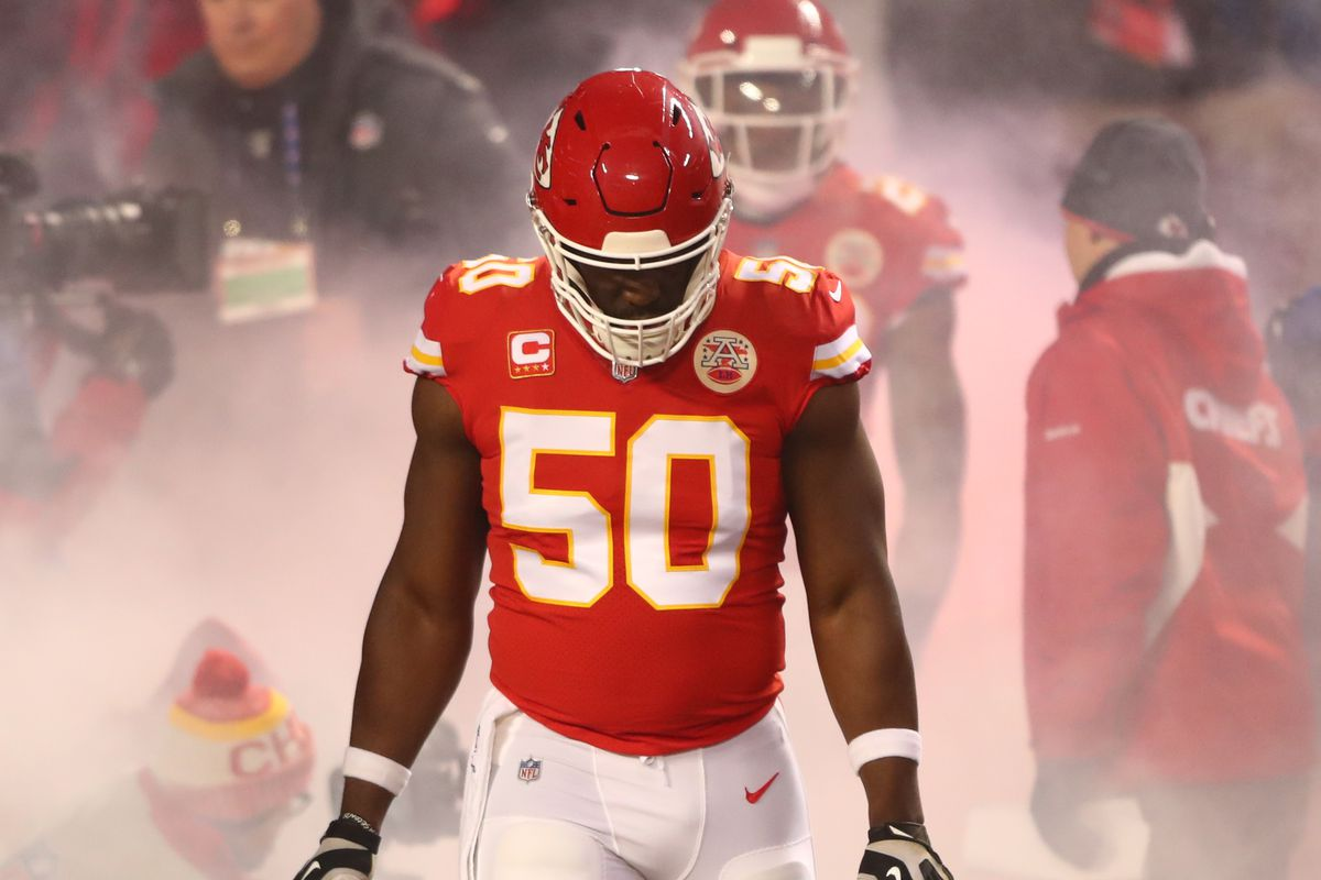 611d9d64f67 Steelers reportedly among the teams interested in Justin Houston The  Pittsburgh Steelers are putting their name in the hat for the services of a  veteran ...