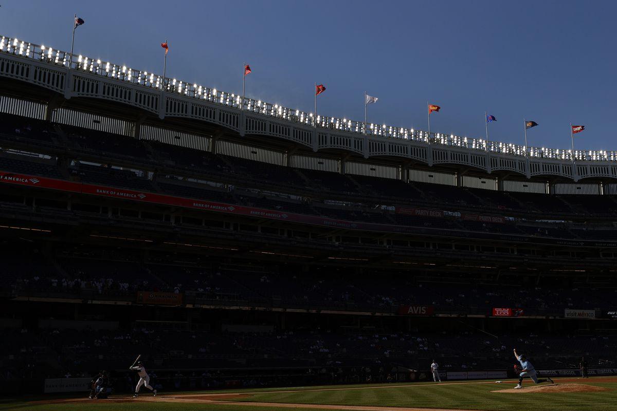 Toronto Blue Jays v New York Yankees - Game One