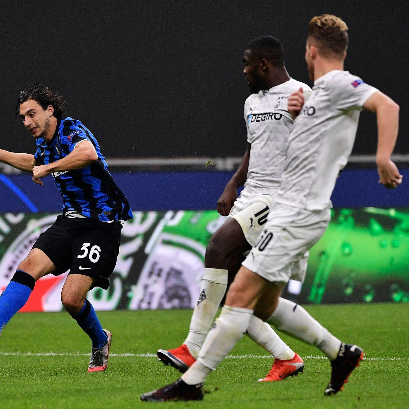 Inter Milan 2 2 Borussia Monchengladbach Recap Serpents Of Madonnina