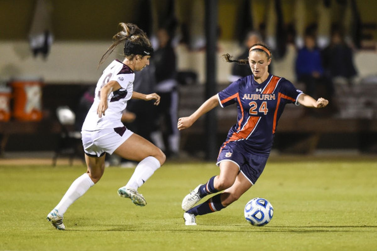 I'd buy an Auburn Soccer jersey in a heartbeat if they sold them. Wouldn't you?