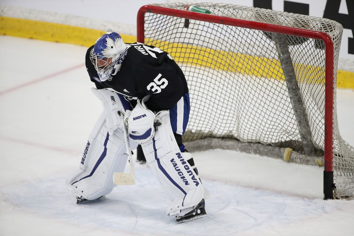 The Toronto Maple Leafs open their training camp