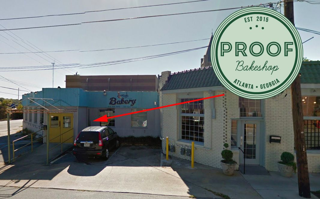 Proof Bakeshop Atlanta